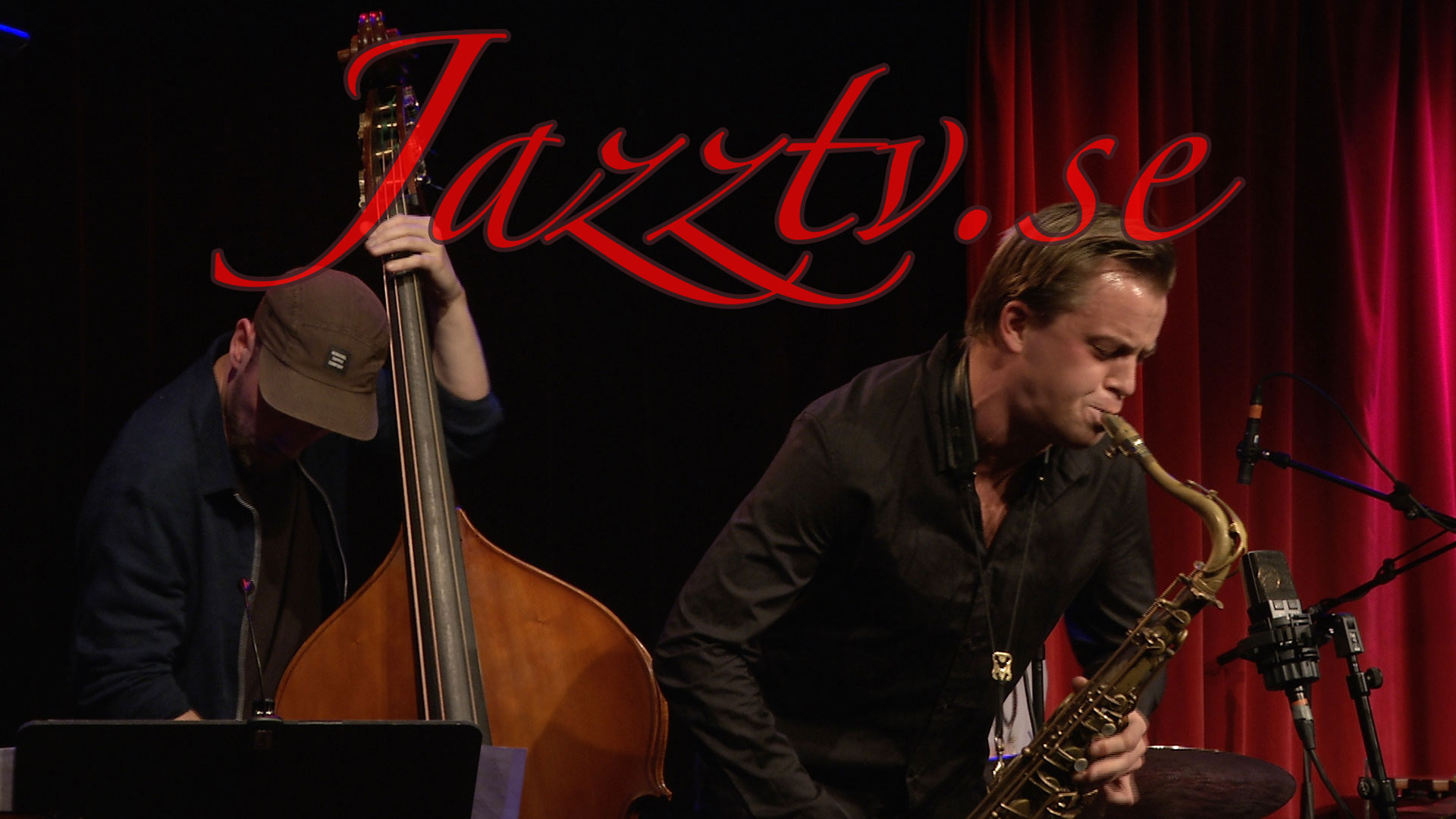 Jazztv.se - your jazz channel on the web