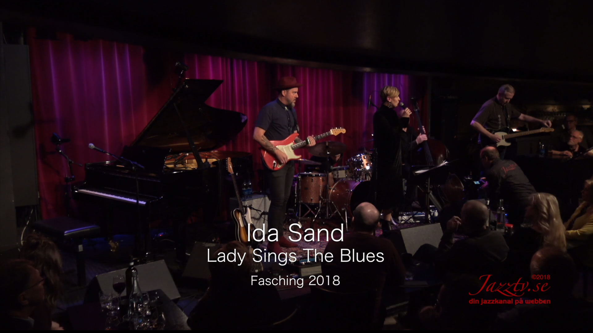 Ida Sand - Lady Sings the Blues