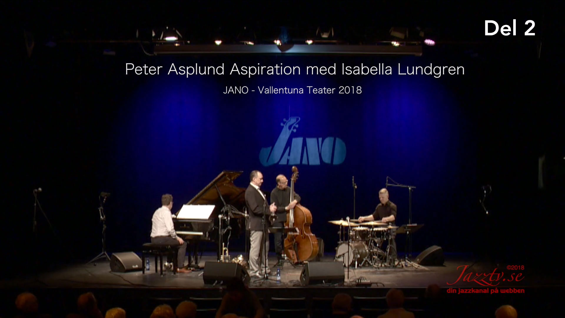 Peter Asplund Aspiration with Isabella Lundgren