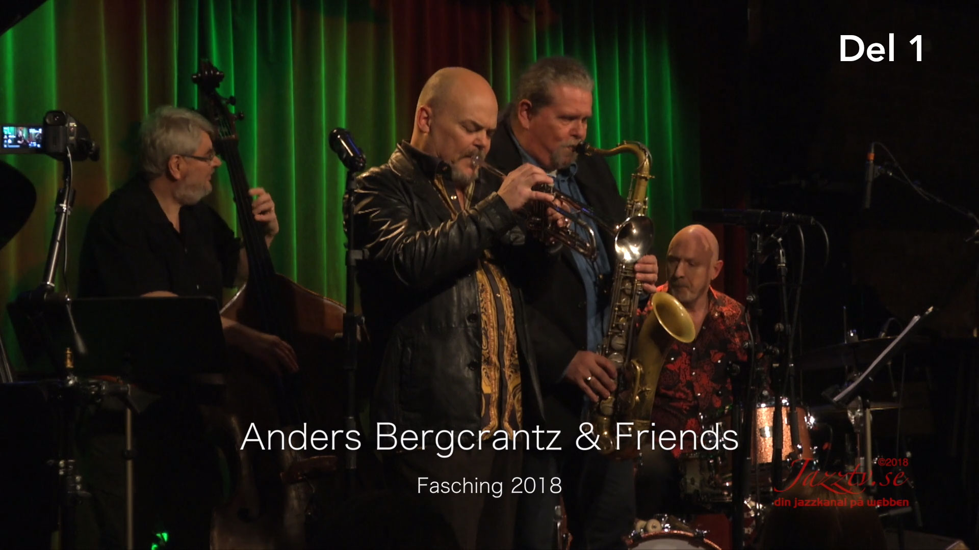 Anders Bergcrantz & Friends