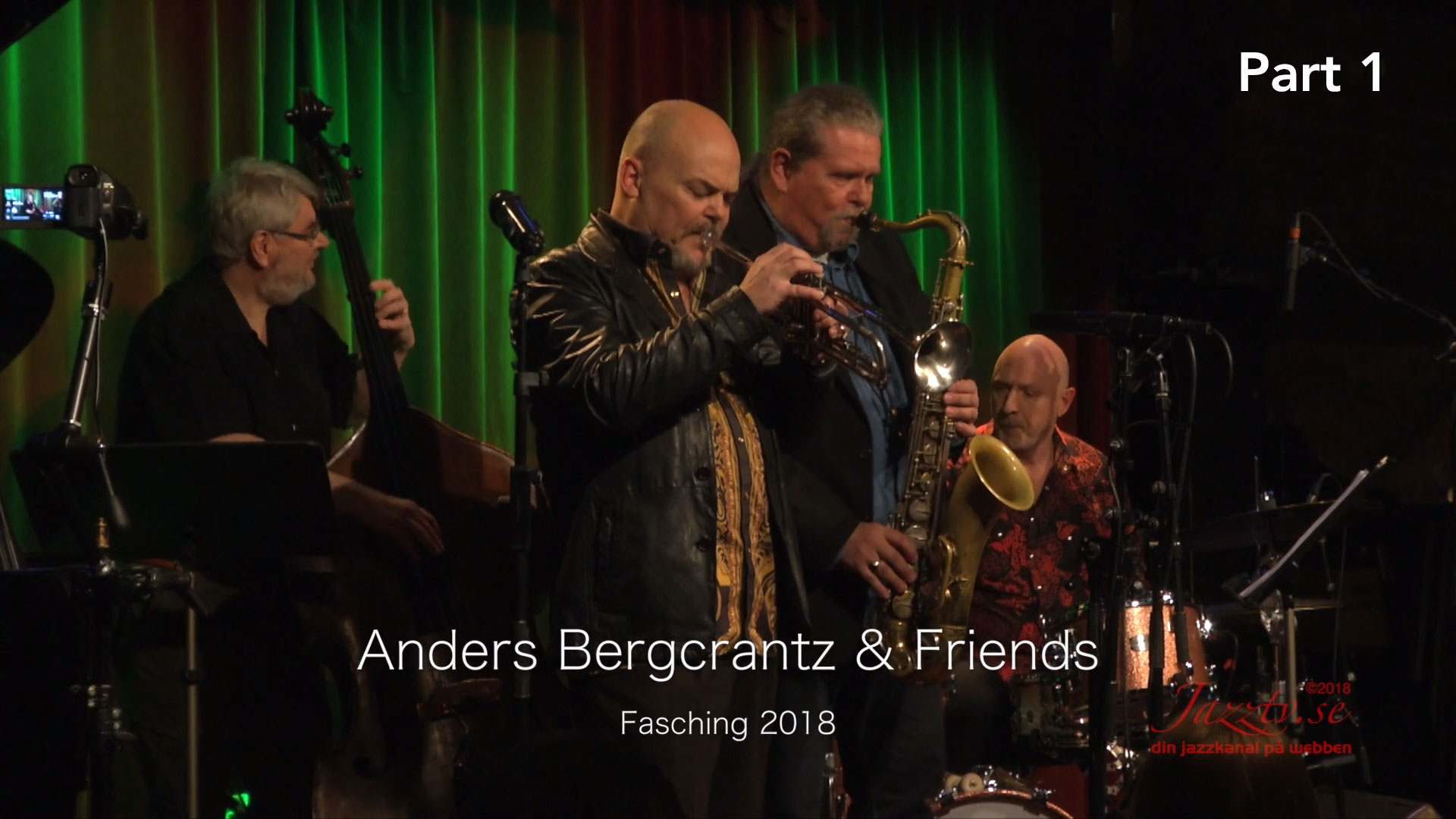 Anders Bergcrantz & Friends