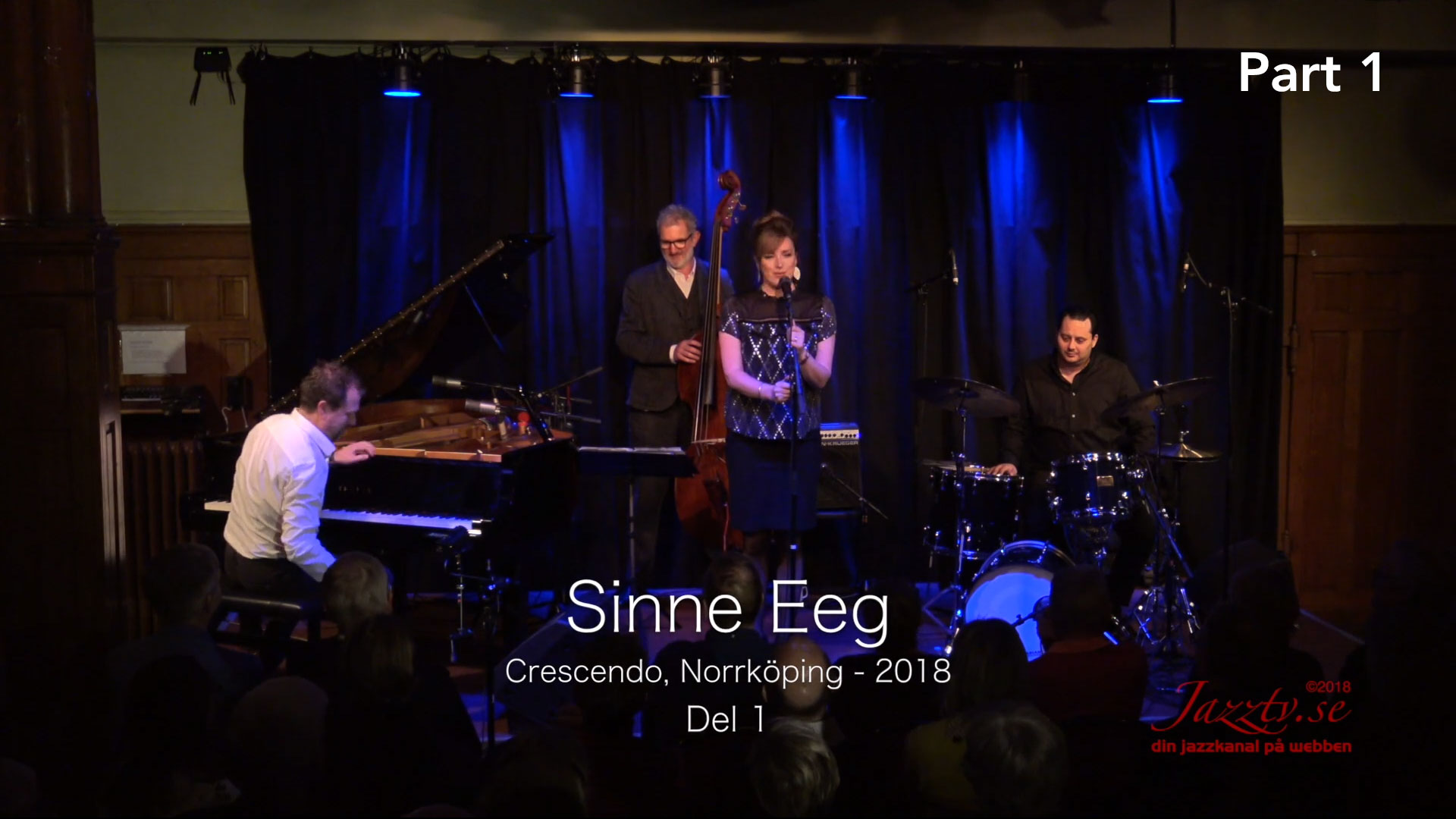Sinne Eeg Crescendo 2018