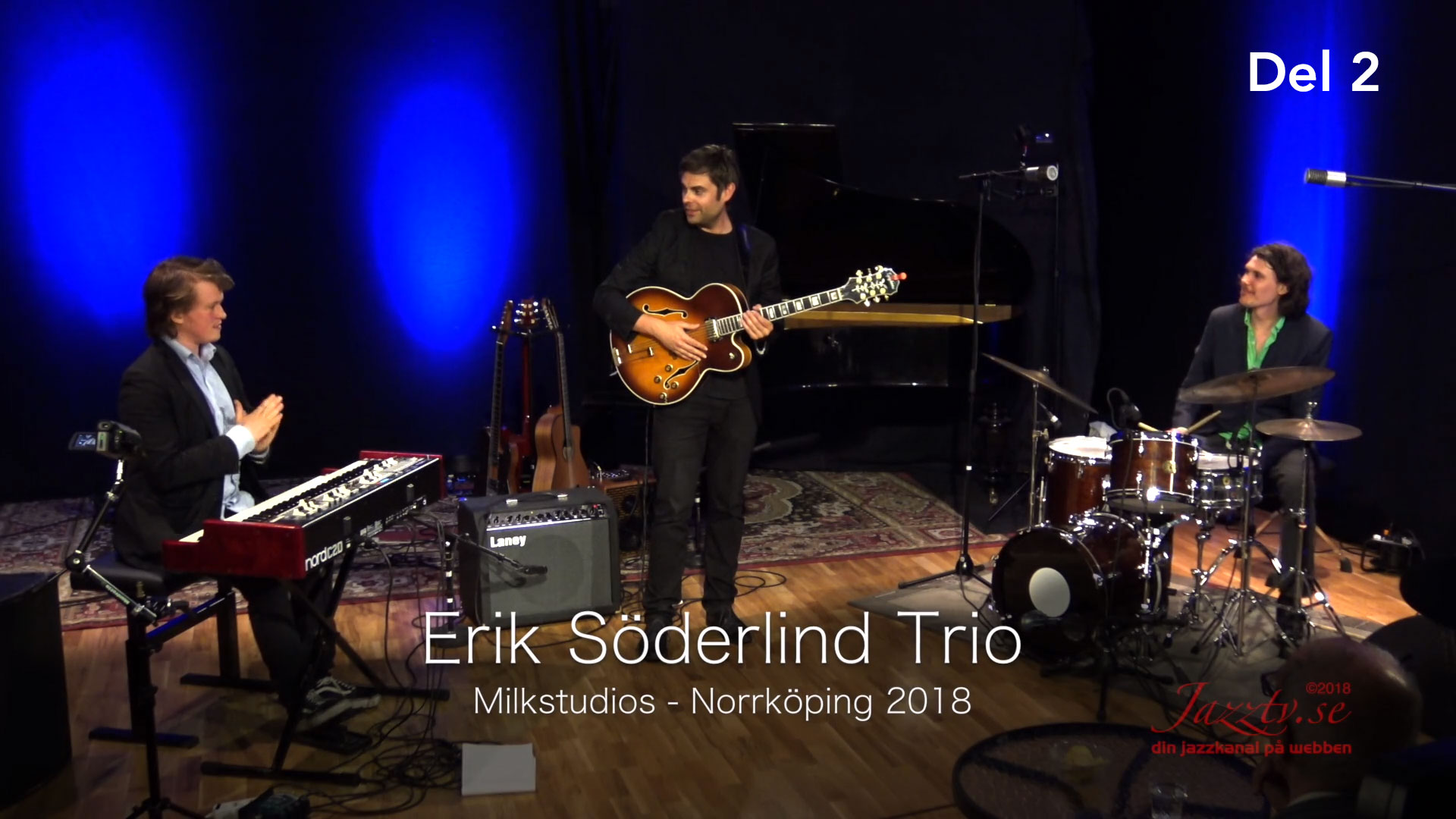 Erik Söderlind Trio