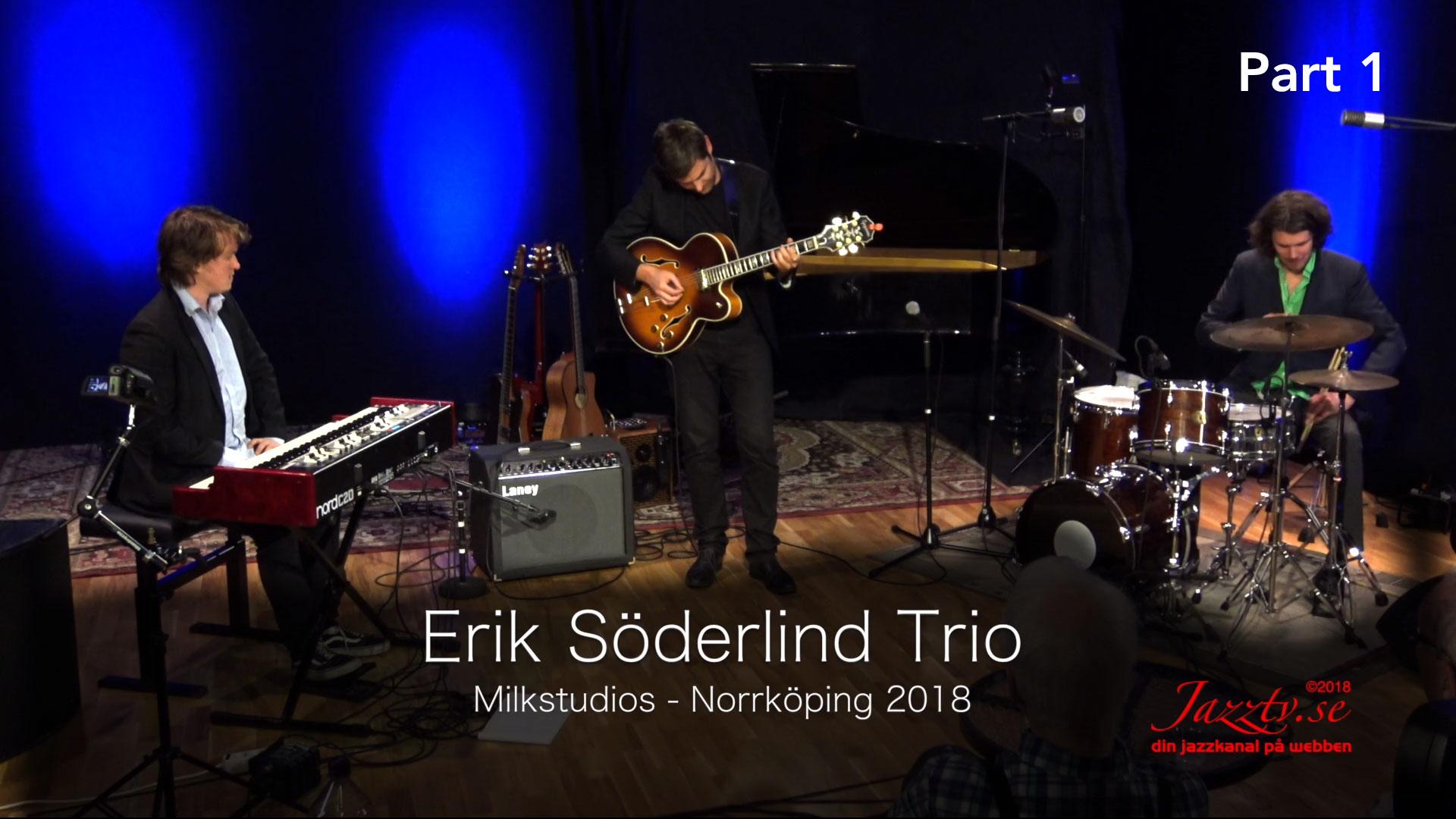 Erik Söderlind Trio
