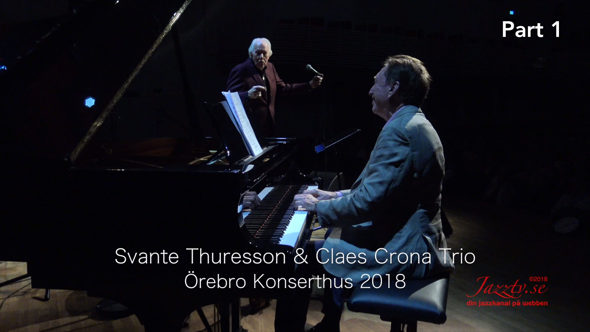Svante Thuresson & Claes Crona Trio