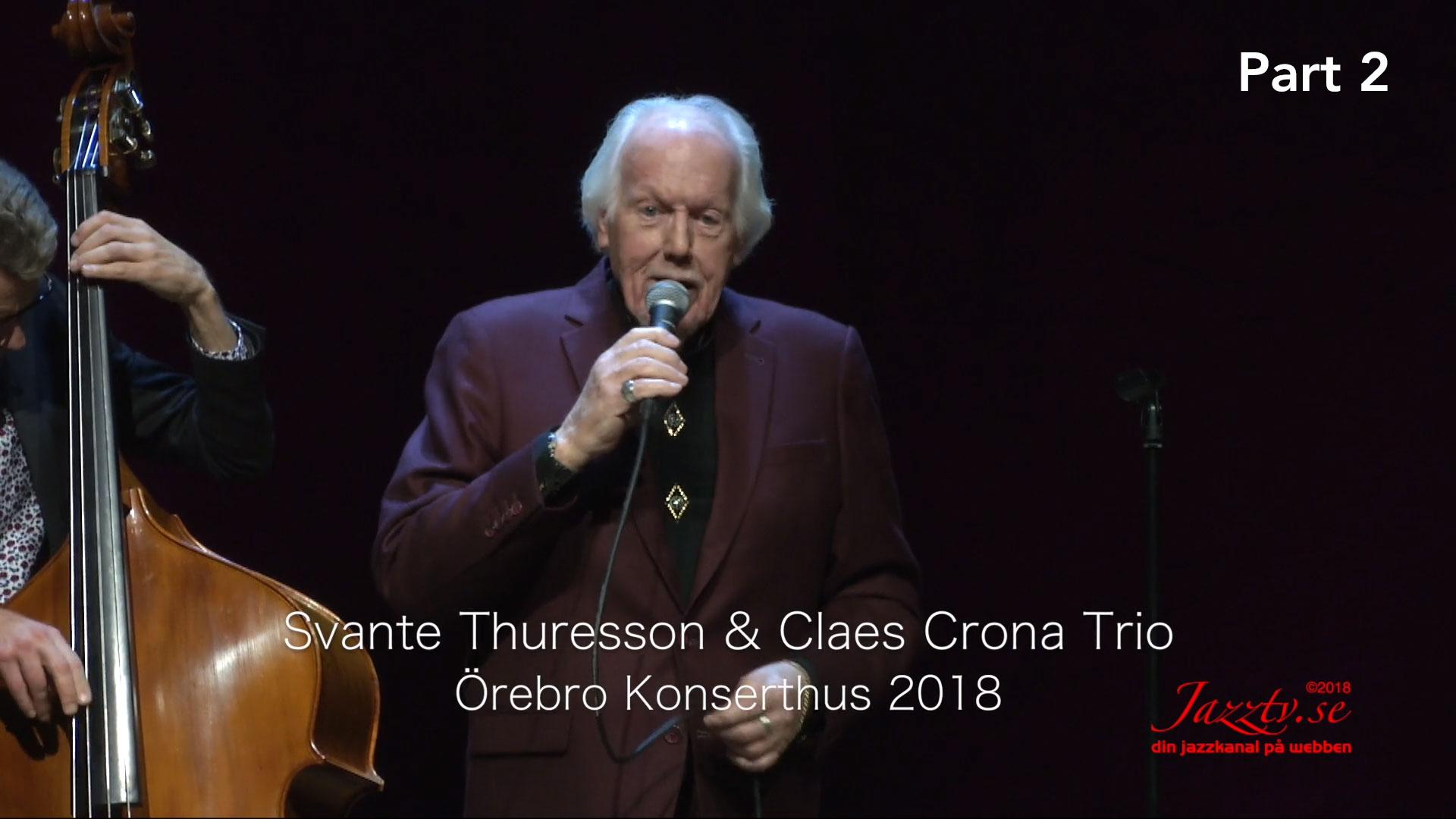 Svante Thuresson & Claes Crona Trio