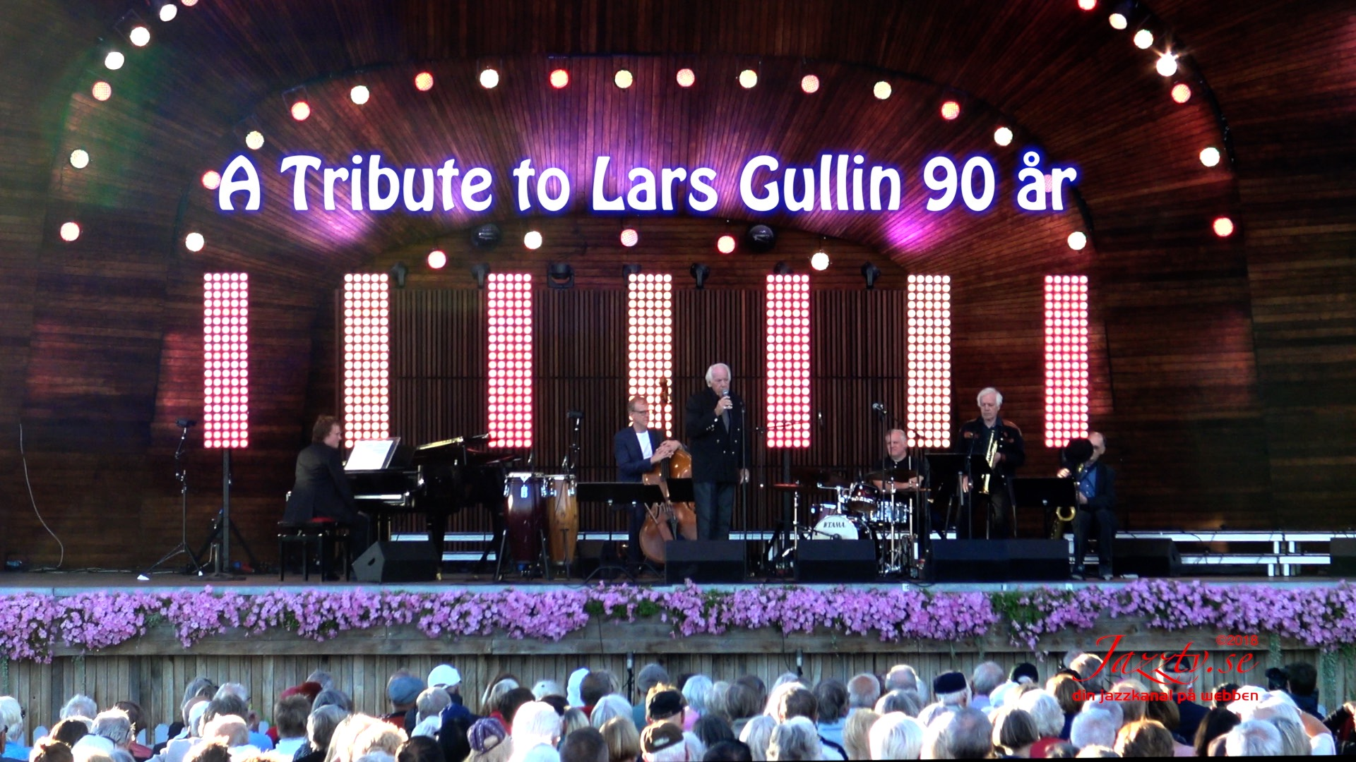 A tribute to Lars Gullin 90 år