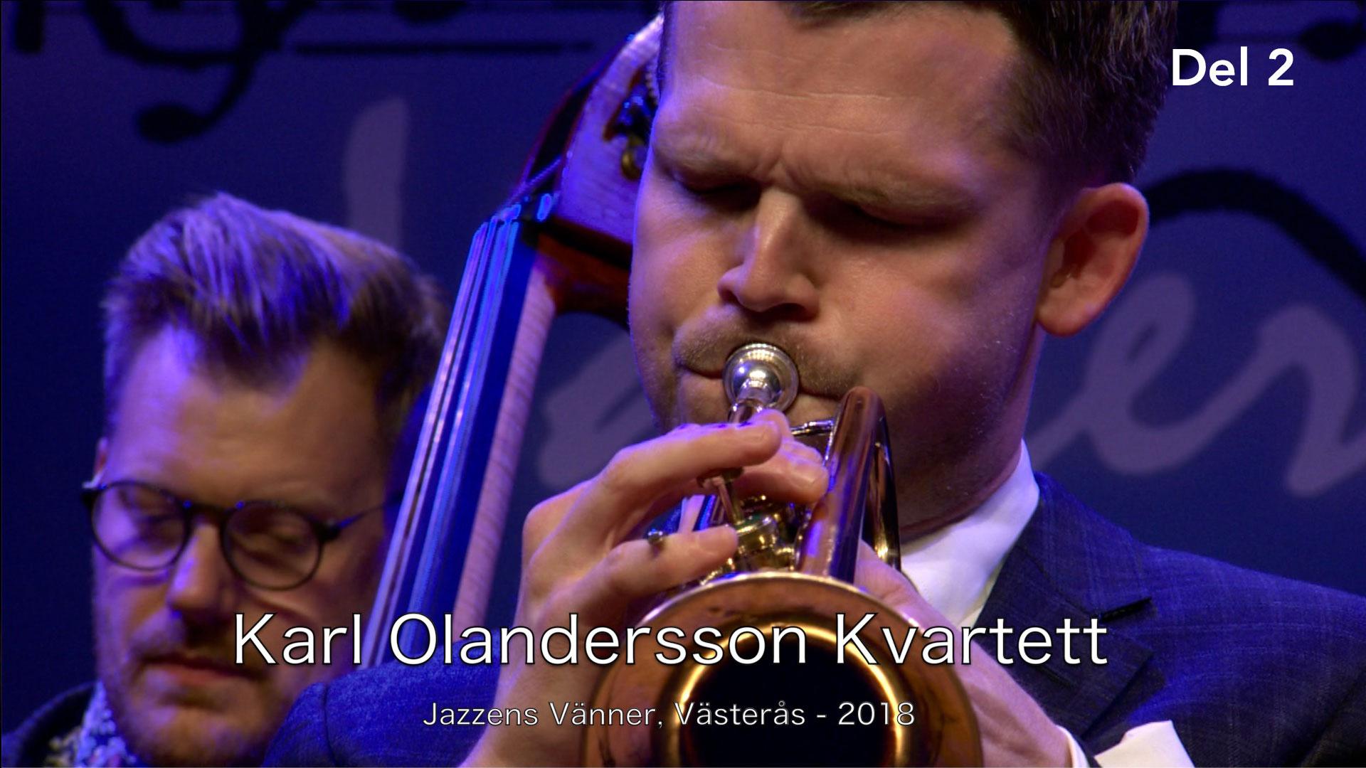 Karl Olandersson Kvartet