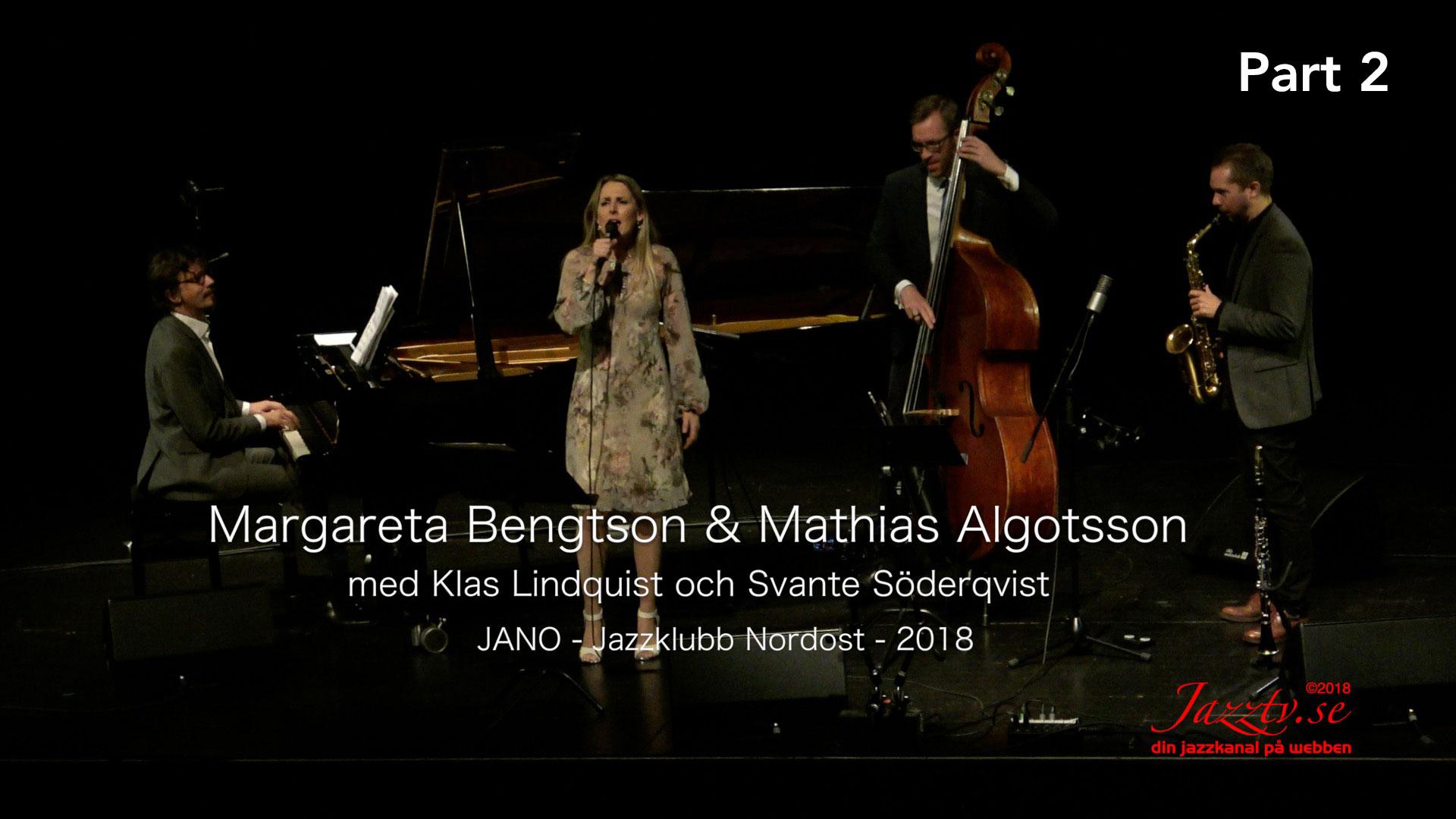 Margareta Bengtson & Mathias Algotsson