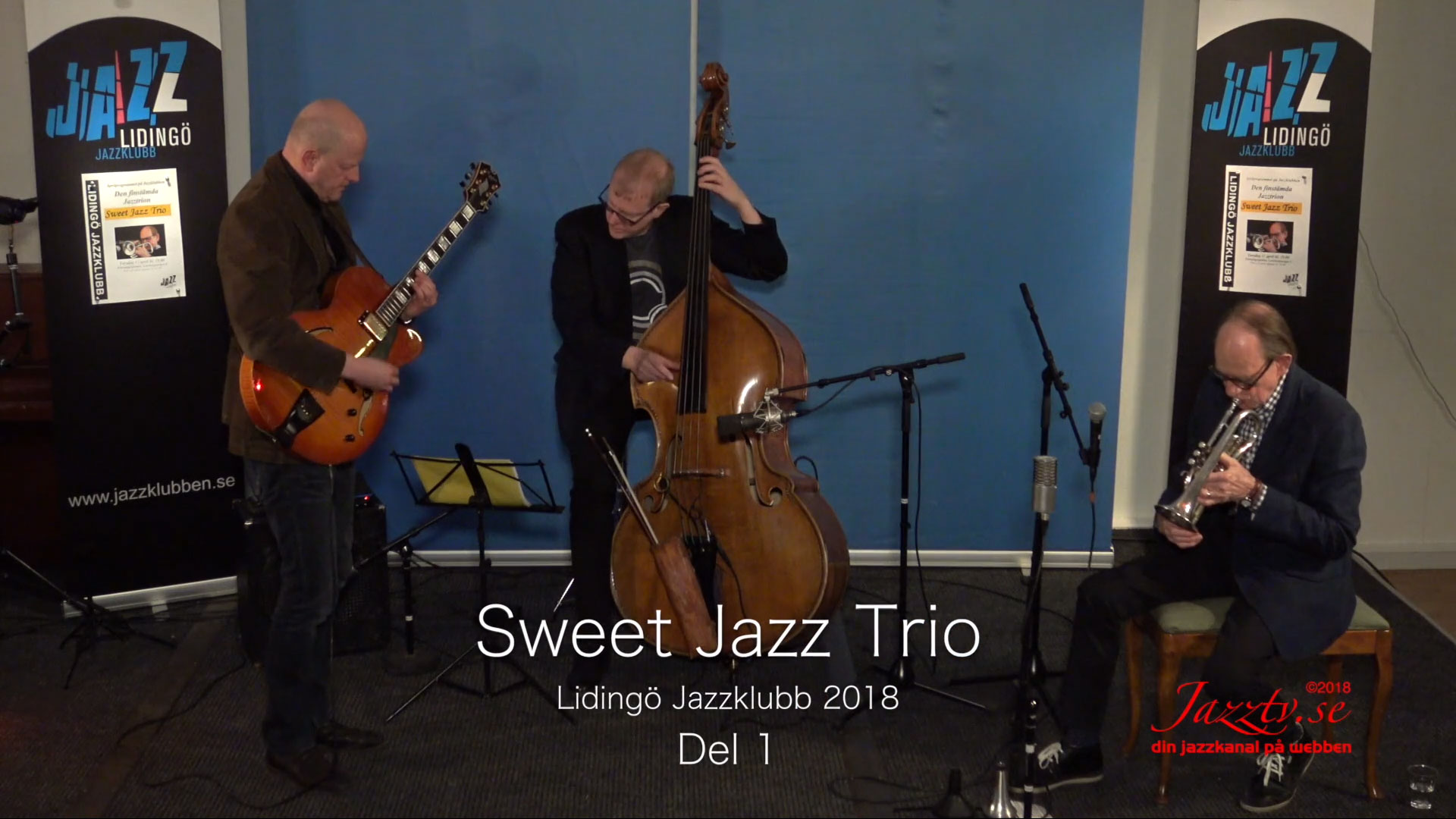 Sweet Jazz Trio