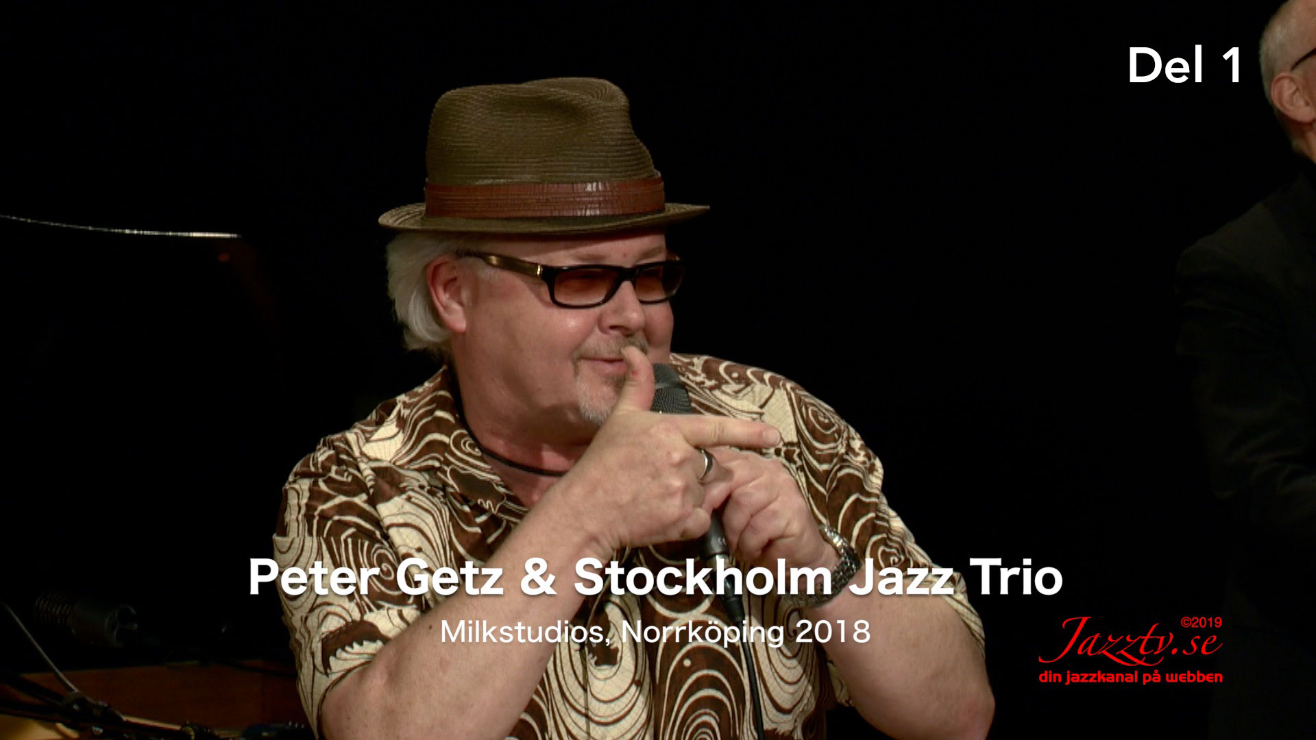 Peter Getz & Stockholm Jazz Trio